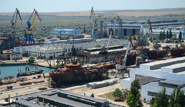 Раскрыты характеристики закладываемых при Путине боевых кораблей в Крыму