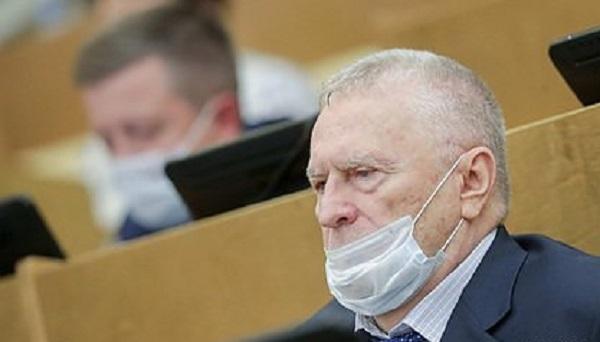Жириновский назвал дату назначения преемника Фургала