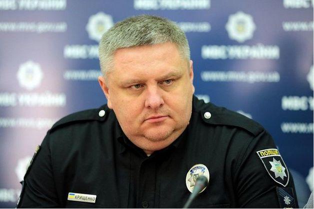 Человек Ахметова во главе Киевской Нацполиции: что прячет за своей иконой Андрей Крищенко?