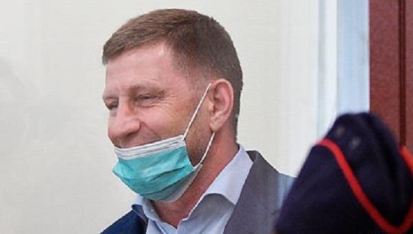 Фургал попросил адвокатов вызвать психиатров в случае признания им вины