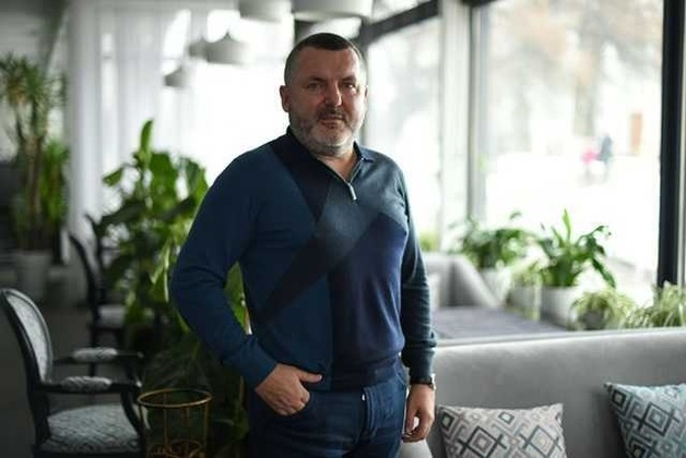 Известный бандит и убийца Юрий Ериняк и его стремление стать респектабельным бизнесменом