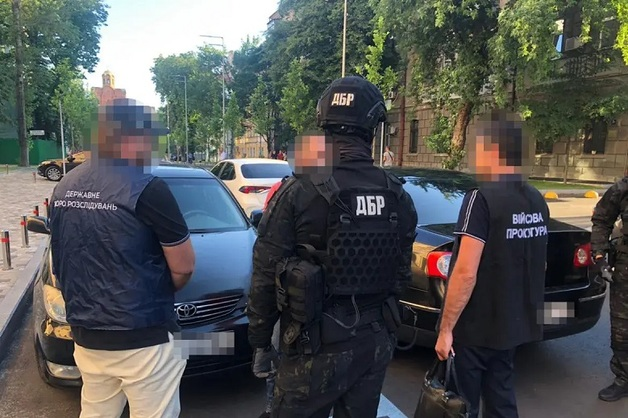 ГБР разоблачило сутенера в рядах СБУ