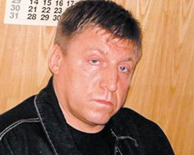 Привет, Андрей!: Вор «в законе» Хобот задержан сотрудниками ФСБ