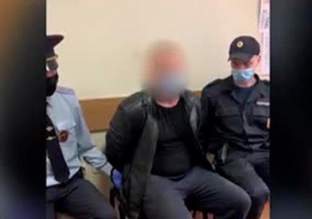 Расчленивший жену россиянин покаялся на видео
