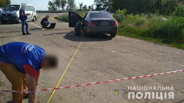 Приехал из Горловки, воевал за агробизнес. За что сегодня расстреляли в Полтавской области авторитета Мазура