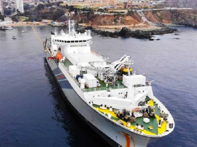 Google протянет оптоволоконный кабель из США в Европу по дну океана