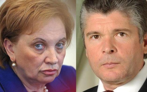На посту председателя Мосгорсуда Ольгу Егорову сменит Михаил Птицын