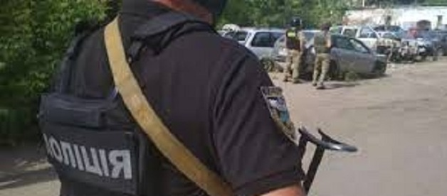 Появилось видео с места ликвидации «полтавского террориста»