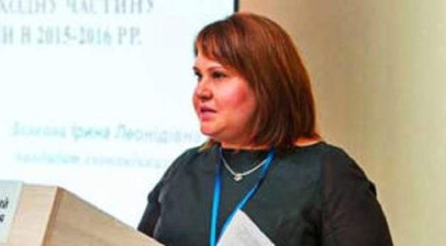 Долозина Ирина Леонидовна на тернистом пути в Качановку