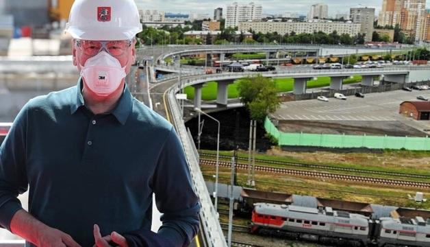 Сергей Собянин планирует построить «личную дорогу» за 40 миллиардов рублей