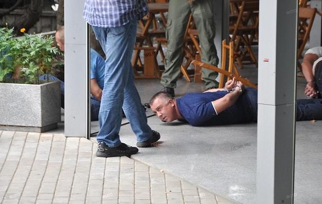 В Николаеве спецназ СБУ задержал «смотрящего», криминального авторитета «Наума»