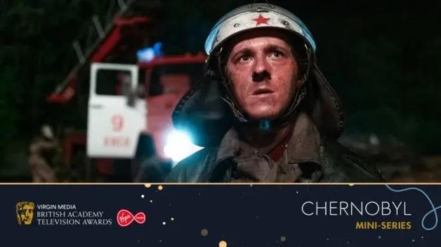 Сериал «Чернобыль» получил 9 наград BAFTA