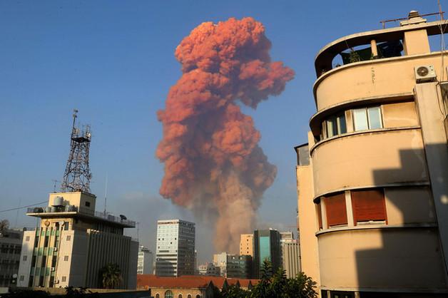 Reuters: Причиной взрыва в Бейруте могла стать халатность