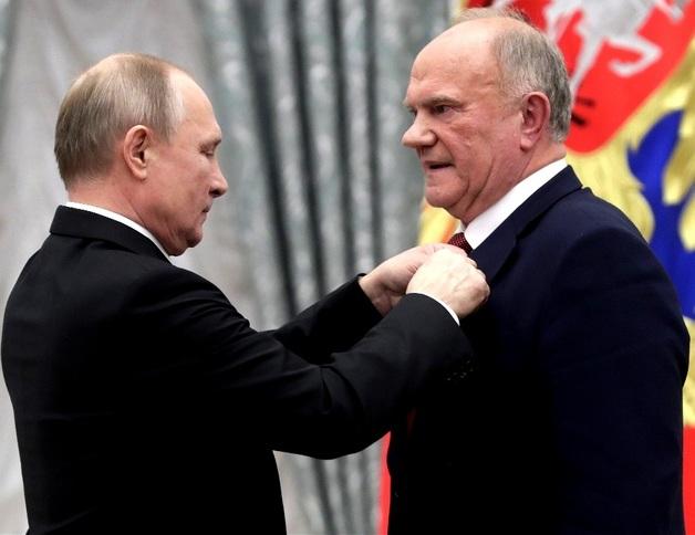 Красная партия всех страшней. Кремль боится даже «технических» кандидатов КПРФ