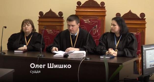 На Прикарпатье пытались взорвать судью
