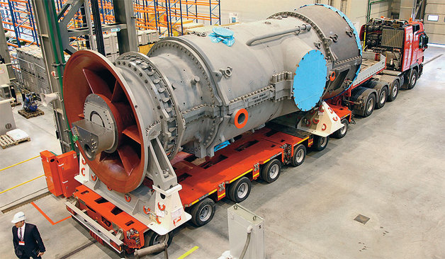 Siemens наплевал на санкции против России