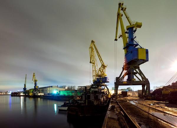 Война в портах Украины: украинцы — окружены