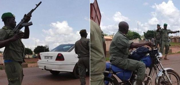В Мали произошел военный переворот: президент арестован