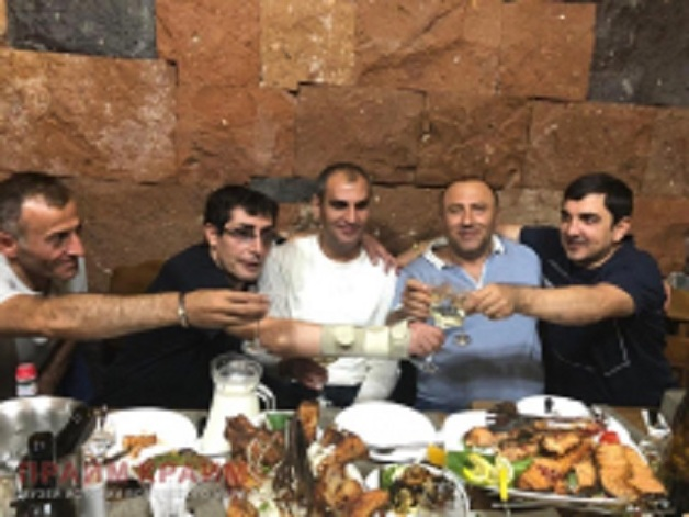 """""""Зап"""" не разрулил: в Армении арестован крупный """"вор в законе"""""""