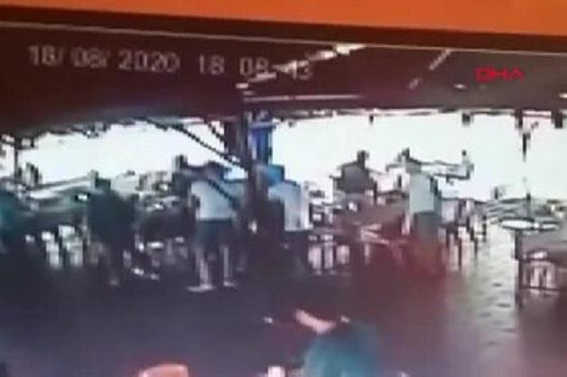 Опубликовано видео выслеживания киллером главного вора в законе Азербайджана