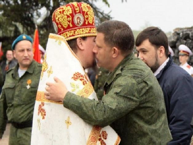 СБУ разоблачила священника-боевика, который участвовал в пытках украинских пленных
