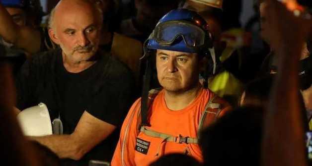 Спасатели расчистили почти все остатки заваленного здания и объявили о завершении своей миссии