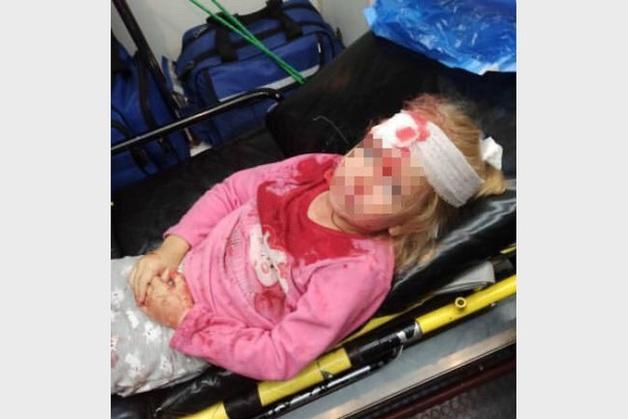 «Из машины, бл#дь! Рот закрой, сука!» Видео нападения ОМОНа на машину с ребенком в Беларуси