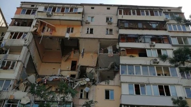 При взрыве в доме в Приморье погиб человек