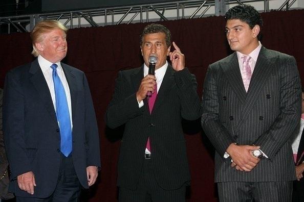 Торговец людьми Тевфик Ариф заявил, что Трамп лично угрожал ему расправой