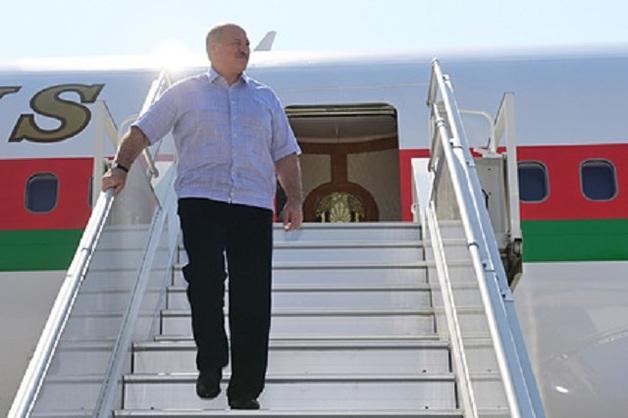Кремль признал Лукашенко легитимным президентом Белоруссии