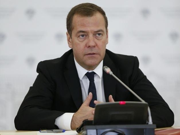 Камерная жизнь Дмитрия Медведева