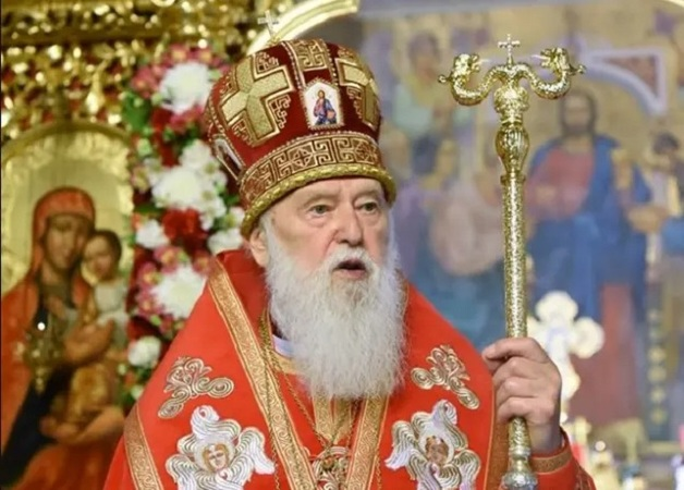 91-летний патриарх Филарет вылечился от коронавируса