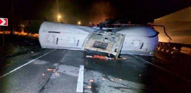 В жутком ДТП на Николаевщине заживо сгорели два человека