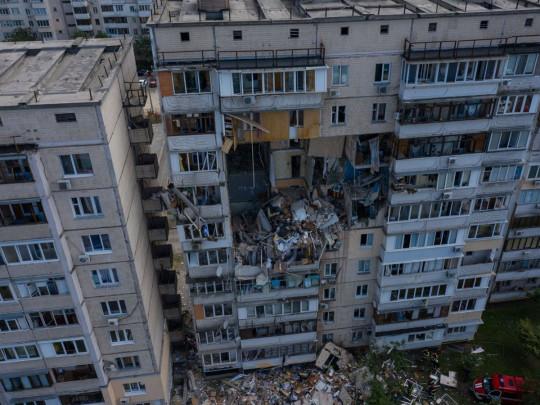 Цена вопроса — 14 миллионов: судьба взорвавшегося на Позняках в Киеве дома решена