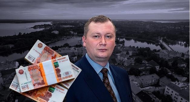 Афера с видами на Москву.Чиновника из Выборга подозревают в хищении 700 млн, на которые он хотел купить должность в столице