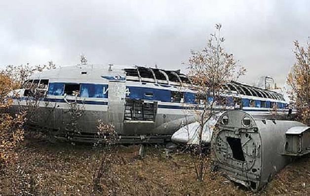 В РФ на кладбище самолётов обнаружили личный борт Никиты Хрущева