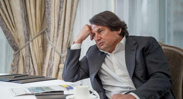 Рустам Тарико развел водку и банк
