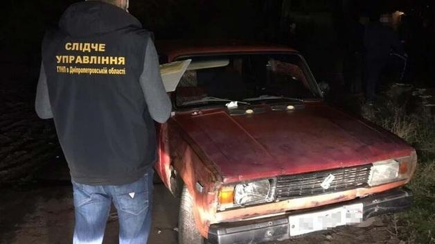 Под Днепром вымогатели вывезли в лес своего знакомого и под пытками требовали у него 17 000 гривен