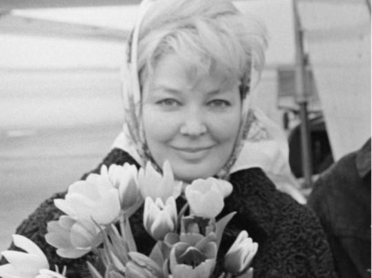 Умерла вдова режиссёра Сергея Бондарчука