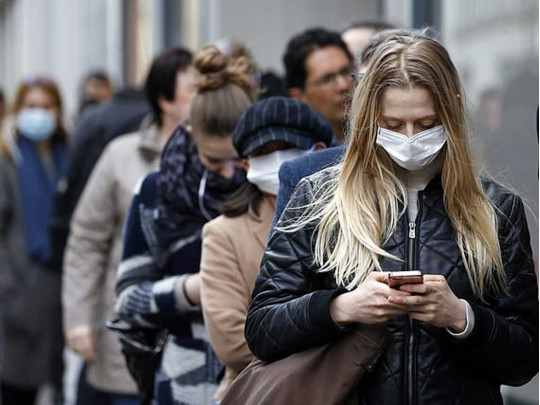 Не только защита: в США создали маску, убивающую вирусы