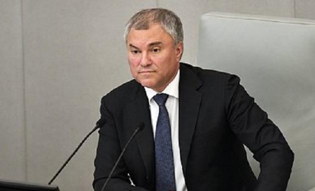 Володин рассказал Путину о десятках зараженных коронавирусом депутатах