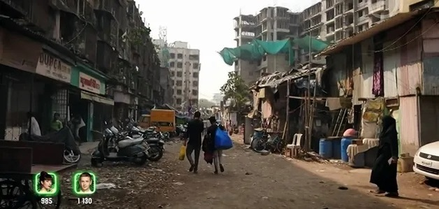 """Украинский ведущий о жизни в индийском """"миллионнике"""" Мумбаи: смрад стоит ужасный"""