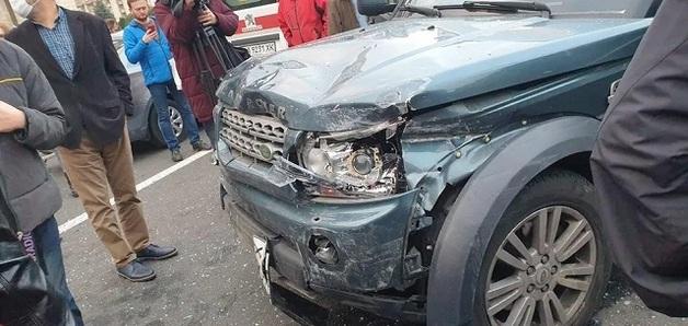 ДТП на Майдане в Киеве: стало известно, кто погиб и пострадал под колесами Land Rover