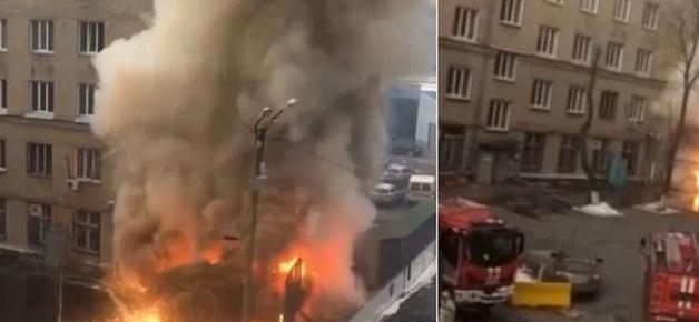 В России прогремел взрыв в больнице с инфицированными COVID-19, СМИ сообщили о жертвах