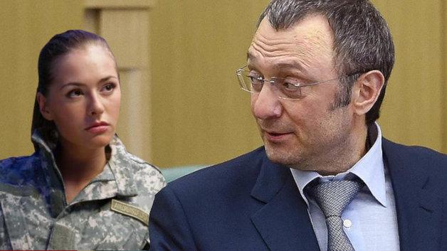Сенатора Совета Федерации Сулеймана Керимова связали с актрисой Мариной Петренко, владеющей огромным участком в Серебряном Бору