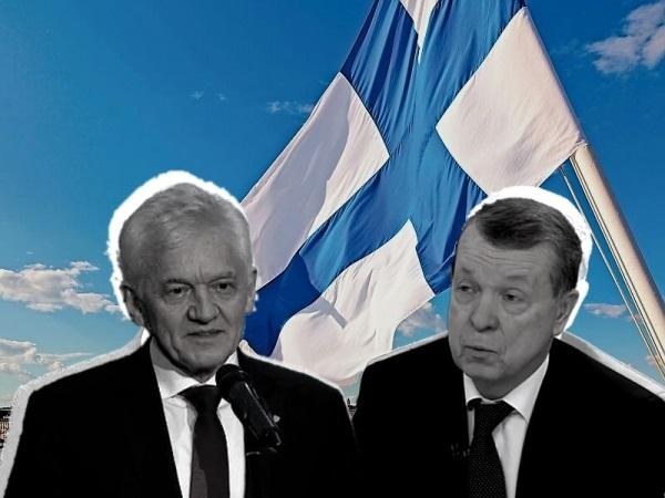 Горячие финские парни Катенев и Тимченко