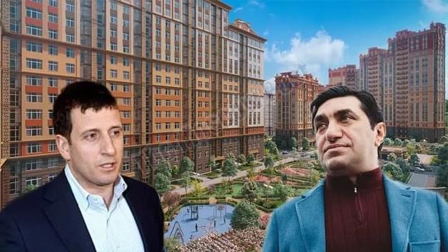 """Пролетая над """"гнездом"""" Нисанова"""