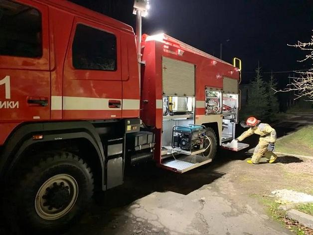 Во Львове произошло ЧП в госпитале для коронавирусных больных, пациентов эвакуировали