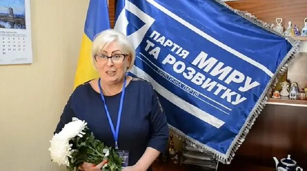 Штепу лишили депутатского кресла в Славянске за то, что поддержала кандидата в мэры от ОПЗЖ