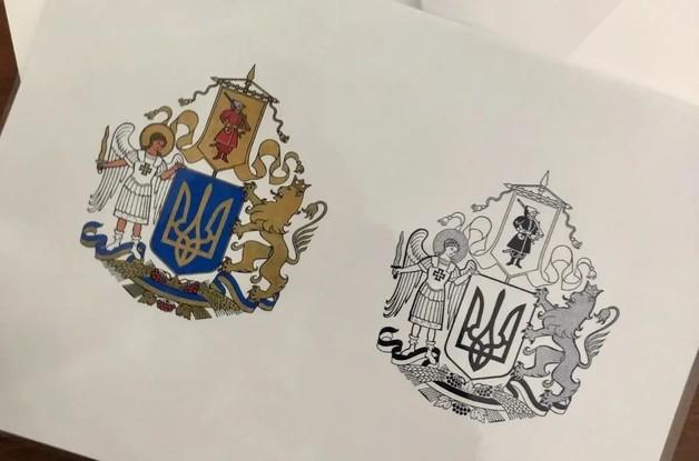 Автор нового большого герба Украины во времена СССР рисовал карикатуры с «продажными бандеровцами»